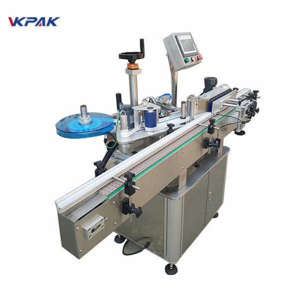220v를위한 10ml-100ml 포도주 병 레테르를 붙이는 기계