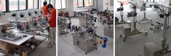 페니실린 병을위한 자동적 인 앰풀 스티커 레테르를 붙이는 기계 / 레테르를 붙이는 기계