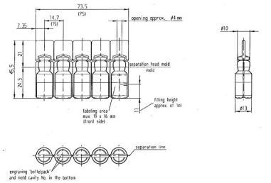 60-200pcs / min 고속 작은 유리 병 레테르를 붙이는 기계 / 10ml 작은 병 레테르를 붙이는 기계