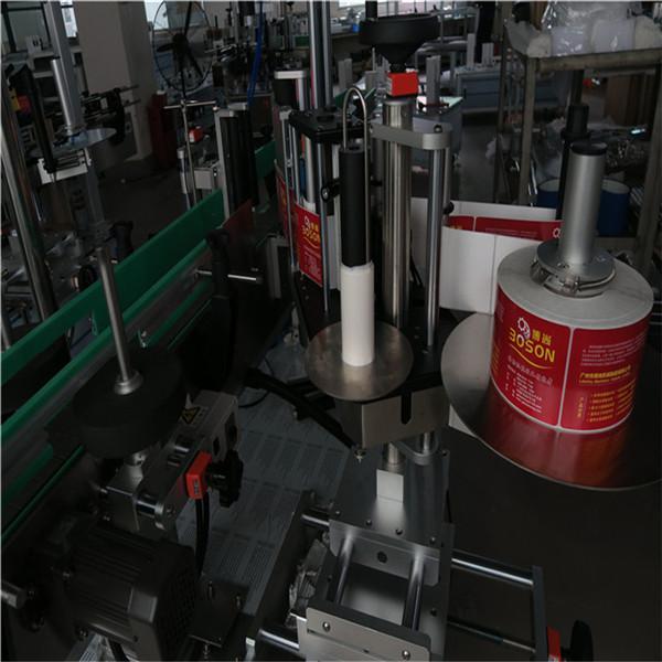 병을위한 세륨 자동적 인 스티커 레테르를 붙이는 기계 / 감압 성 레테르를 붙이는 기계