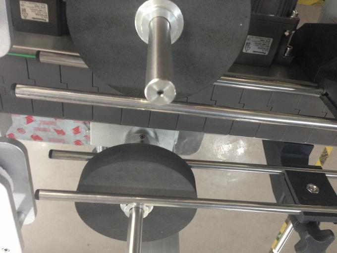 병 스티커 상표 도포 구, 스티커 상표를위한 접착 성 레테르를 붙이는 기계