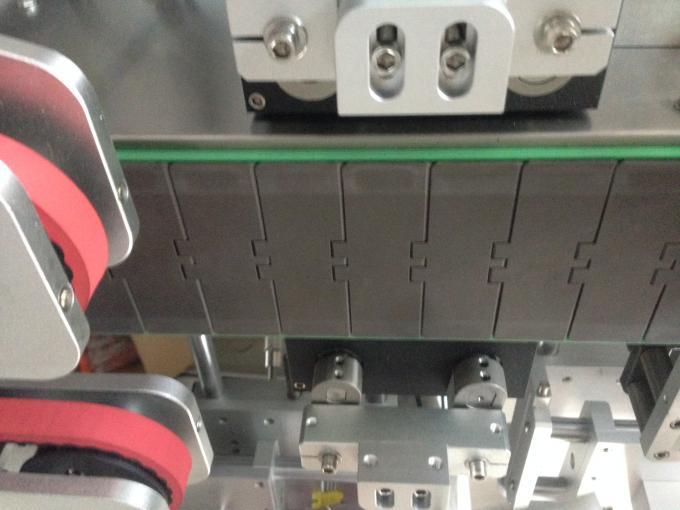 스티커 상표 도포 구, 단 하나 / 두 배 옆 둥근 병 레테르를 붙이는 기계