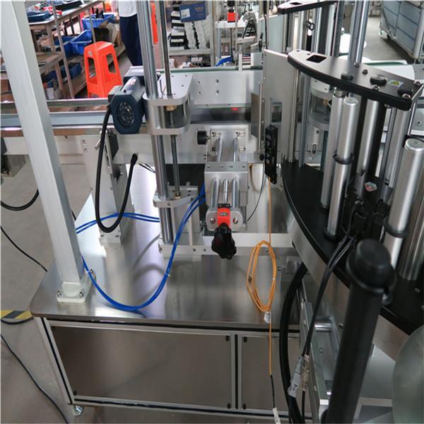 자동적 인 구른 상표 접착 성 스티커 레테르를 붙이는 기계 220V / 380V