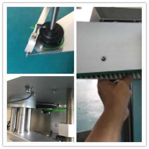 맥주 병 두 배 옆 스티커 레테르를 붙이는 기계, 자동적 인 스티커 레테르를 붙이는 기계