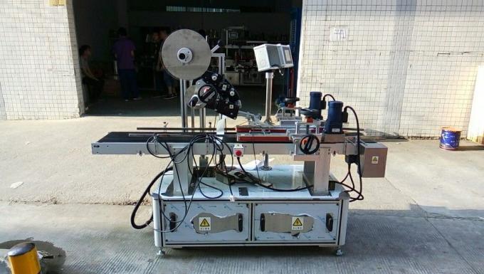 모자, 상자, 잡지, 판지를위한 1500W 정상 레테르를 붙이는 기계 / 상표 신청 장비
