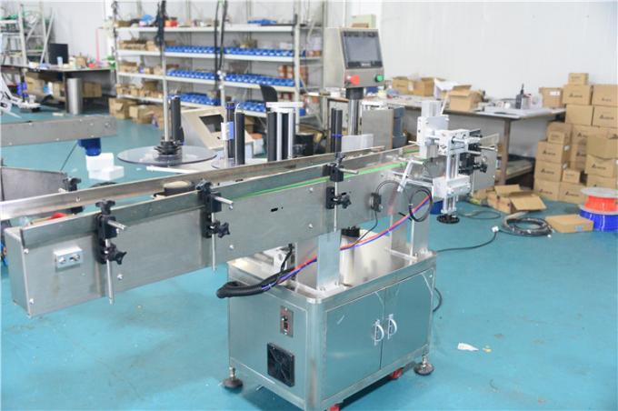 고품질 제작자를위한 직업적인 병 스티커 레테르를 붙이는 기계