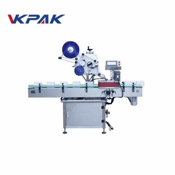 20ml 화장품 제조업체 용 자동 원형 병 라벨링 기계