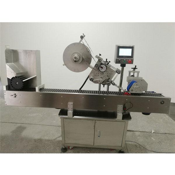 경제 자동 식품 바이알 라벨링 기계