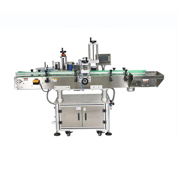지능형 PLC 제어 자동 양면 스티커 라벨링 기계