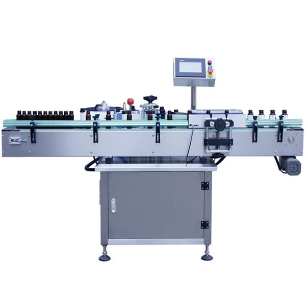 PLC 제어 자동 라벨링 기계