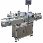자동 접착 레테르를 붙이는 기계 상표 도포 구 기계 1 개 kw