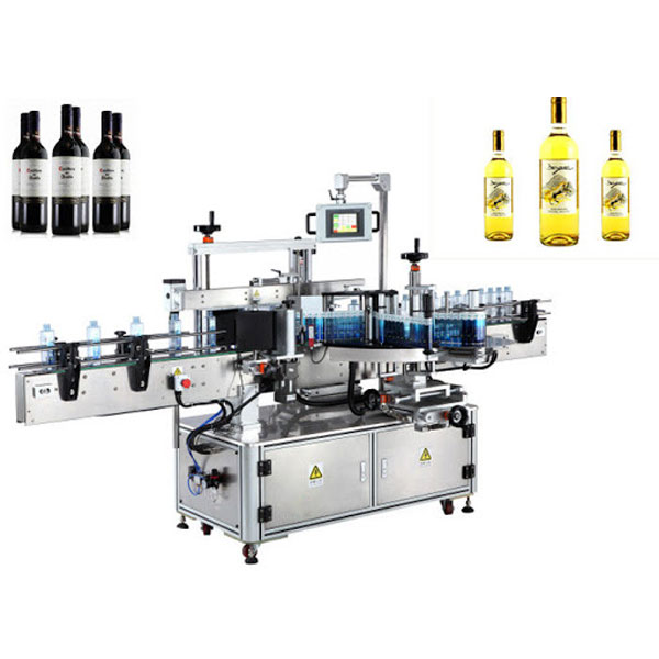 와인 병 라벨 어플리케이터 기계, 맥주 병 라벨러