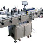자동 접착 스티커 둥근 병 자동적 인 레테르를 붙이는 기계 220v