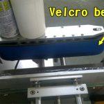 접착 매니큐어 라벨 어플리케이터 기계