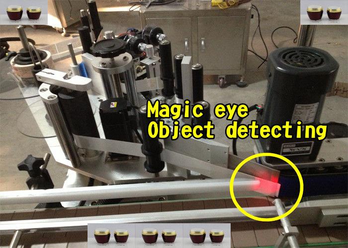 꿀 병 자동 라벨 도포 기 기계