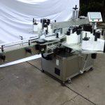 자동 접착 스티커 용 맞춤형 자동 라벨링 장비