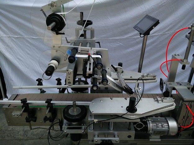 PLC 고명 한 일본인 미츠비시 상표 평면 상표 도포 구 기계