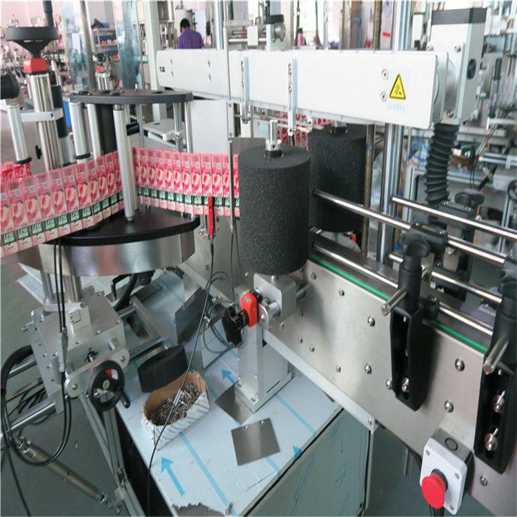 중국 자동적 인 구른 상표 접착 성 스티커 레테르를 붙이는 기계 220V / 380V 협력 업체