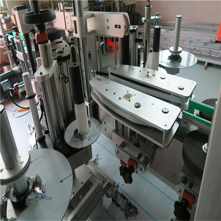 중국 완전히 자동적 인 스티커 레테르를 붙이는 기계 / 자동 접착 레테르를 붙이는 기계 협력 업체