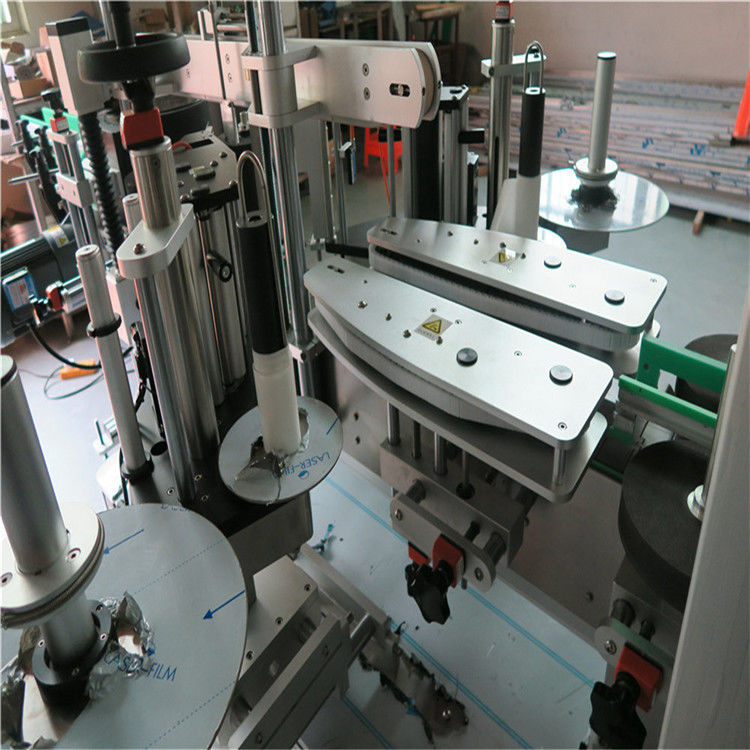 완전히 자동적 인 스티커 레테르를 붙이는 기계 / 자동 접착 레테르를 붙이는 기계
