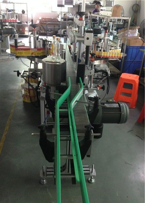 세륨 스티커 상표 도포 구, 술병 레테르를 붙이는 기계 자동 귀환 제어 장치 모터 몰기
