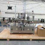 자동화 된 라벨 도포 기 세제 Bodylotion 헤어 컨디셔너 라벨링 기계