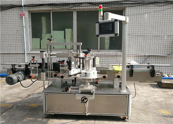 세륨 자동적 인 스티커 레테르를 붙이는 기계 / 감압 성 레테르를 붙이는 기계