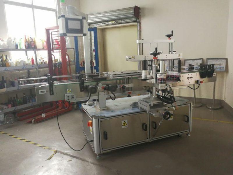 중국 3000-5000B / H를 위해 주위에 가득 차있는 자동적 인 정연한 병 레테르를 붙이는 기계 포장 협력 업체