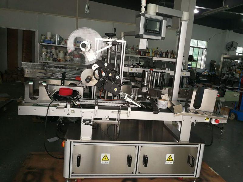 중국 비닐 봉투 / 확장되지 않은 판지 / 가면 부대를위한 찾는 최고 레테르를 붙이는 기계 협력 업체
