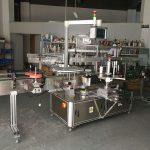 모는 높은 정밀도 다기능 편평한 병 레테르를 붙이는 기계 전기