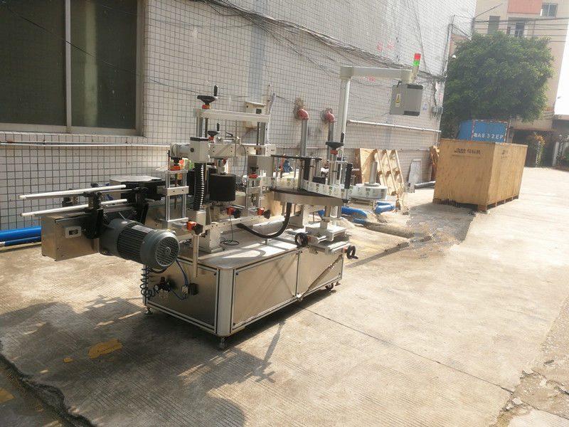 중국 6 각형과 정연한 단지를위한 정연한 병 레테르를 붙이는 기계, 자동 접착 레테르를 붙이는 기계 협력 업체