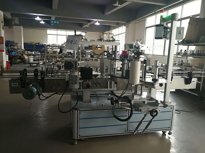 중국 사각을위한 자동적 인 스티커 레테르를 붙이는 기계, 자동적 인 상표 도포 구 기계 협력 업체