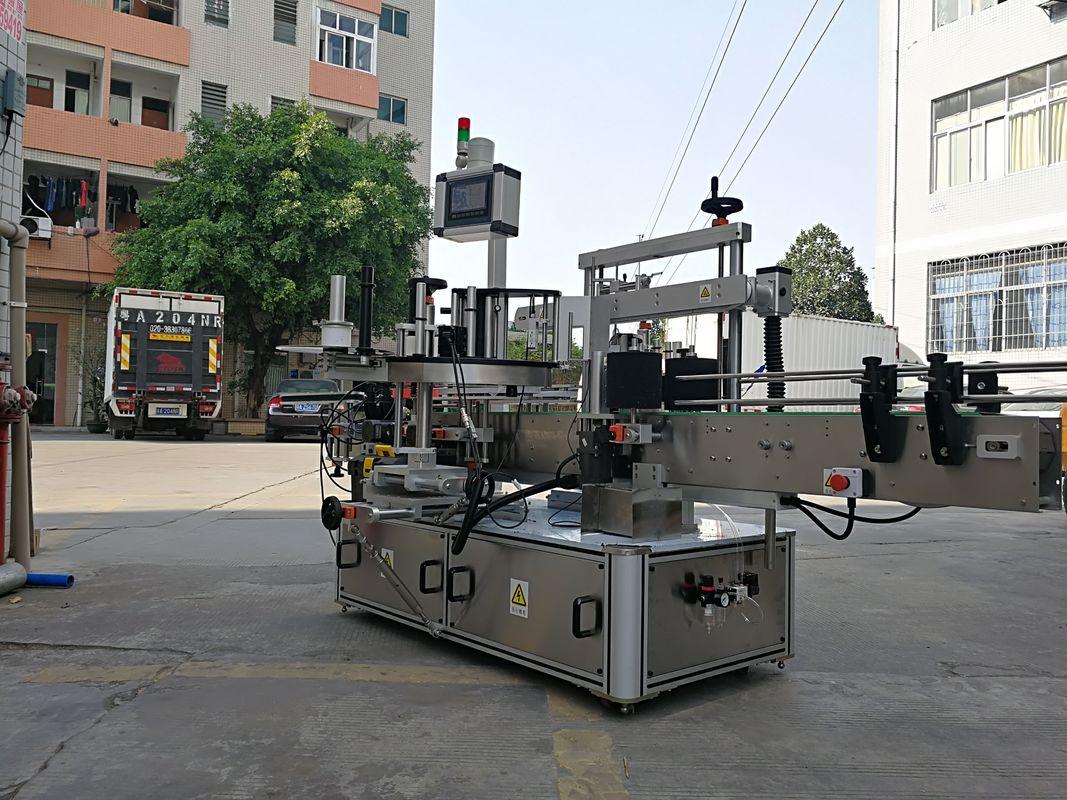 고속 자동 3면 사각 병 라벨 어플리케이터 기계