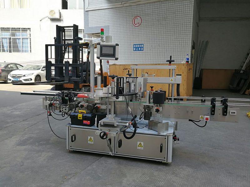 중국 작은 판지 코너 바다 표범 어업을위한 세륨 자동적 인 스티커 레테르를 붙이는 기계 협력 업체