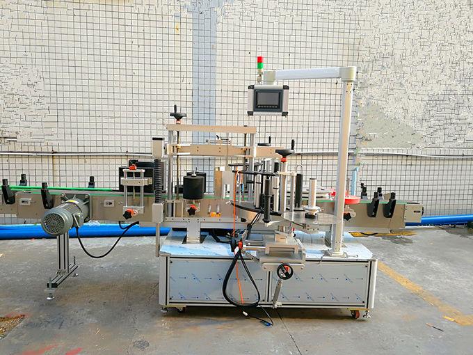 쌍방 자동 접착 레테르를 붙이는 기계, 완전히 자동적 인 상표 도포 구