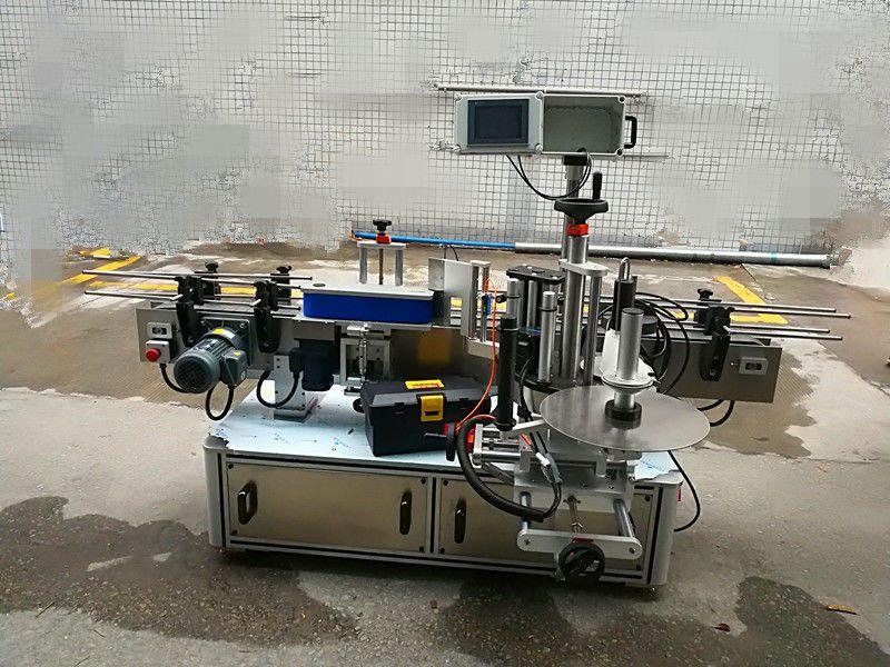 중국 가득 차있는 자동적 인 둥근 병 스티커 레테르를 붙이는 기계 (벨트 유형) 협력 업체