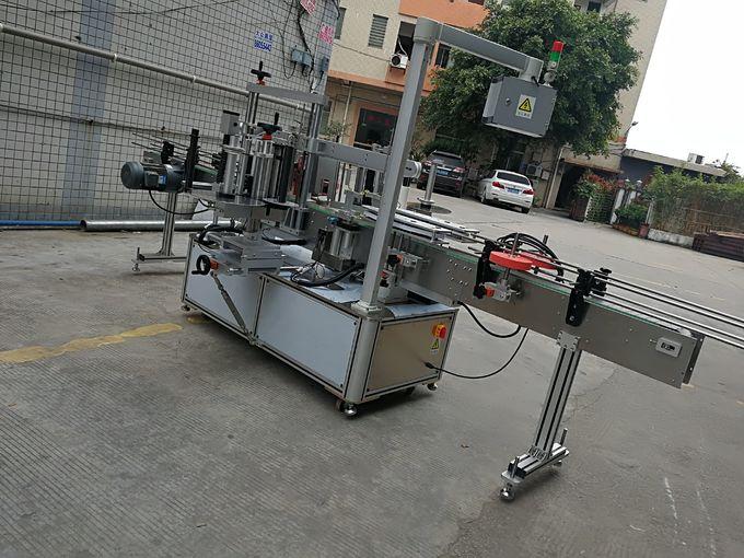 고속 200BS / Min를 가진 자동 접착 스티커 레테르를 붙이는 기계